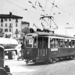 Uno dei tram in servizio dal 1934